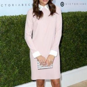 Victoria Beckham Bunny Collar Women's Shift Dress
